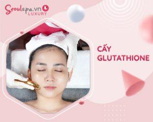 cấy glutathione